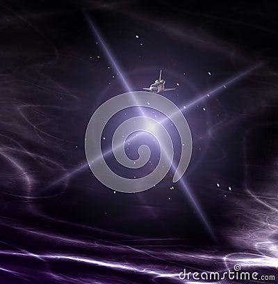 Nave espacial 34