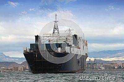 Navio de carga geral