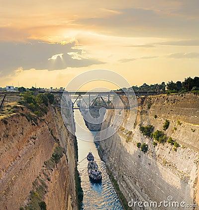 Navigating through Greece
