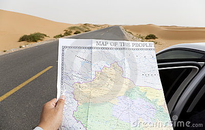 Navigating the roads