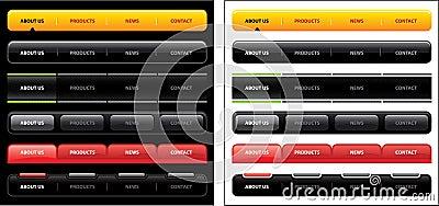 Navigation Bar Design 1