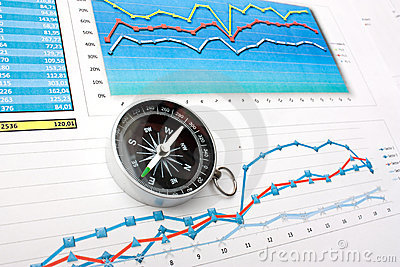 Navigation in economics and finance