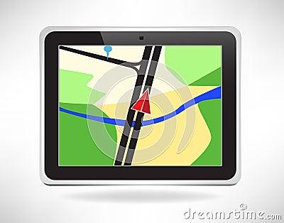 Navigation pad