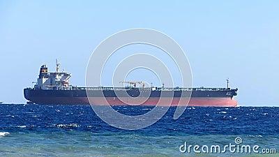 Navio de petroleiro do óleo