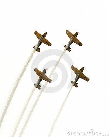 Navy Aerobatic Team