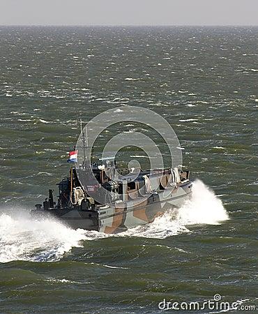 Navy boat