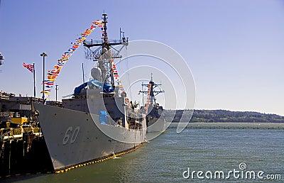 Navy Destroyer Battle Ships