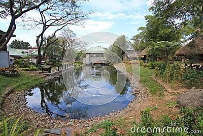Nayong pilipino clark Editorial Image