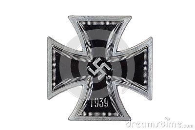 Nazi german medal Iron Cross