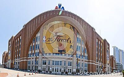 NBA:  Jun 10 NBA Finals Editorial Photo
