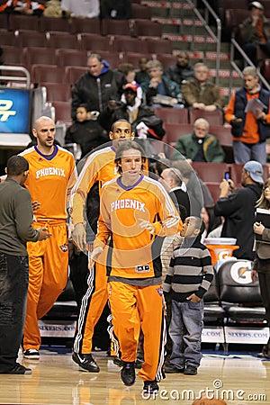 NBA Phoenix Suns Editorial Stock Image