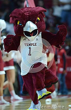 Temple Owls Mascot