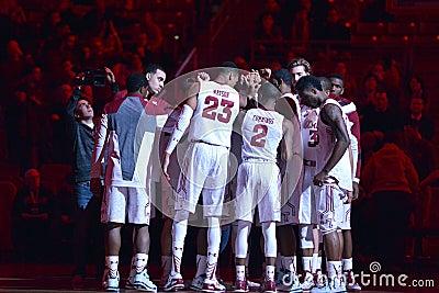 2015 NCAA Basketball - Temple-Cincinnati Editorial Image ...