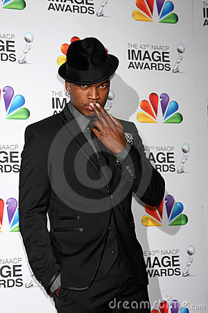 Ne-Yo Editorial Stock Image