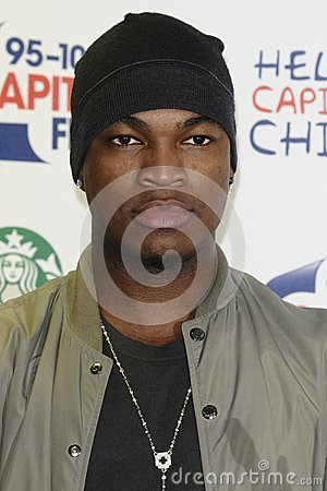 NE YO Editorial Stock Photo