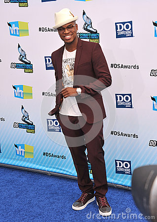 Ne -Yo Editorial Stock Image