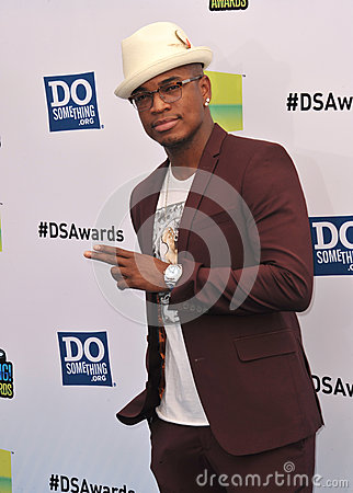 Ne -Yo Editorial Stock Photo