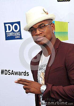 Ne -Yo Editorial Image