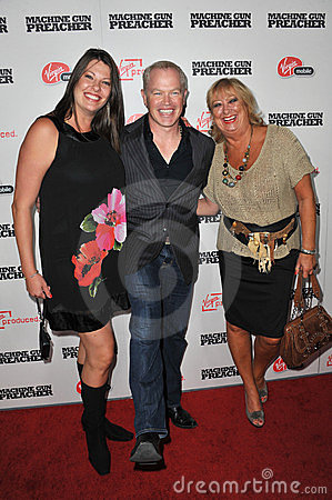Neal McDonough, Editorial Stock Photo