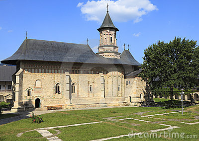 Neamt Monastery,Moldavia,Romania