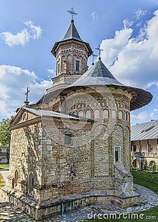 Neamt Monastery, Moldavia, Romania