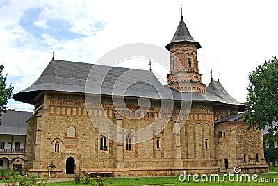 Neamt orthodox monastery
