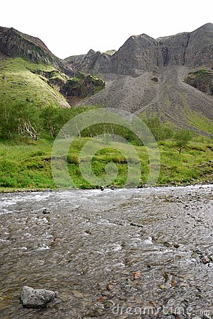 Near Changbai Waterfall Stock Photos - Image: 6306333