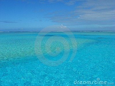 Near One Foot Island, Cook Islands