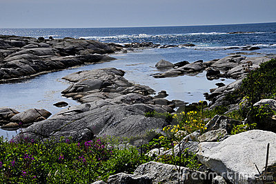 Near Peggys Cove