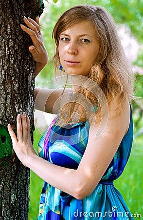 Near tree