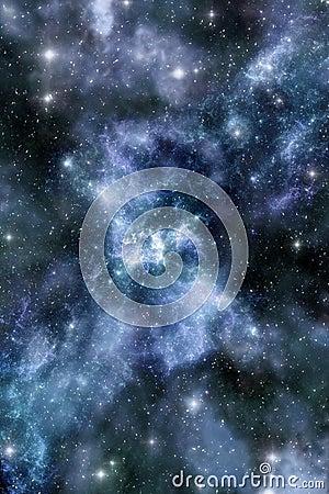 Free Nebula And Starfield Background Royalty Free Stock Photo - 41916795