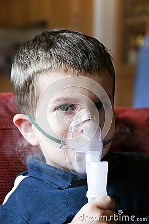 Nebuliser therapy