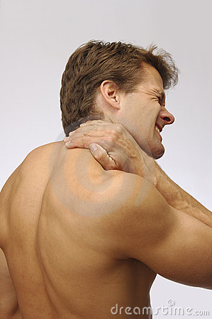 Neck strain injury