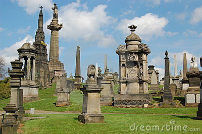 The Necropolis, Glasgow, Scotland