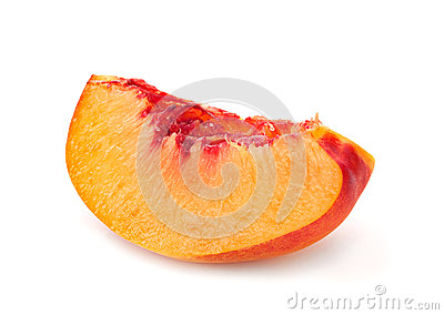 Nectarine peach family fruit