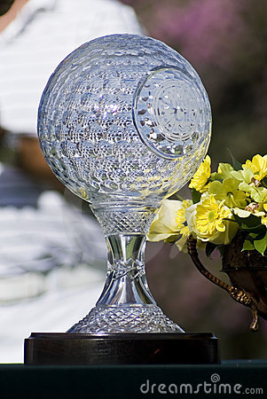 Nedbank Golf Challenge Seniors Trophy Editorial Photography