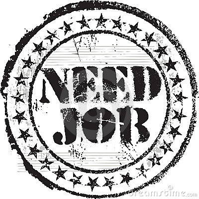 Need job stamp