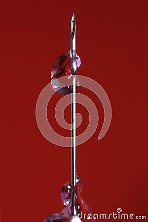 Free Needle Royalty Free Stock Photography - 177427