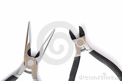 Needle-nose Pliers and Side Cutters