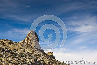 Needle Rock Nevada