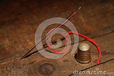 Needle And Thimble