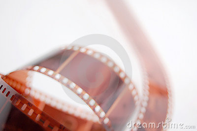 Negative 35mm film