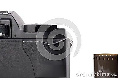 Negative and camera