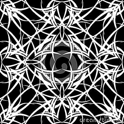 Negative modern web
