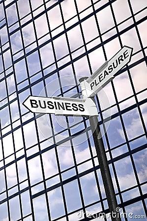 Negócio ou prazer