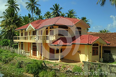 Negombo, Sri Lanka - House