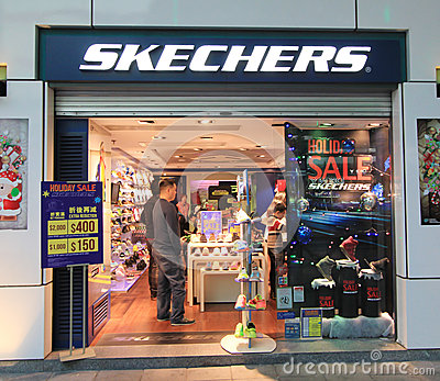 Skechers Negozi