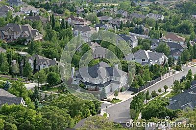 Neighborhood community suburb