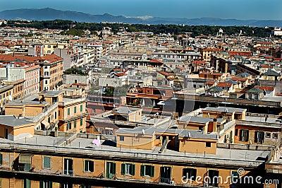 Neighborhood in Rome