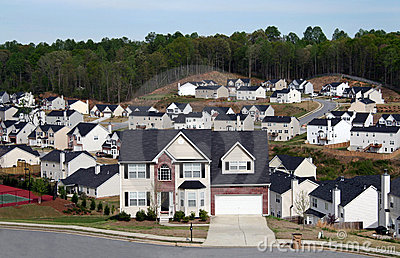 Neighborhood or subdivision